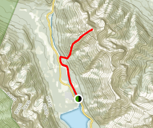 Mount Lawrence Grassi Map