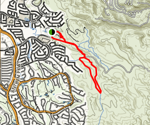 Anthem East Trail Loop Map