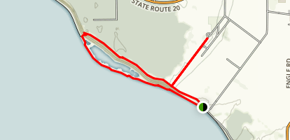Ebey's Landing Trail Map
