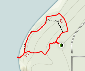 Kopachuck Nature Loop Map
