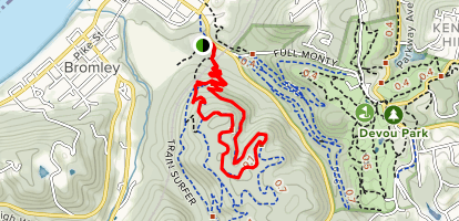 Incinerator and Bates-Coombs Loop Map