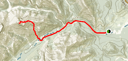 Mount Remus Map