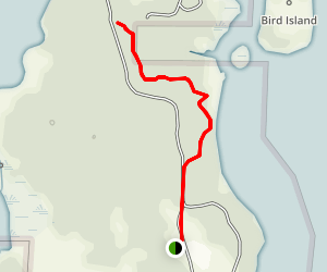 Bear Island Nature Trail Map