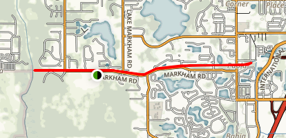 Seminole Wekiva Trail Map