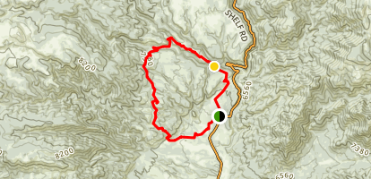 The Bank Loop Map