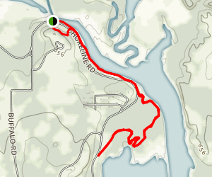 Riverbottom Trail Map