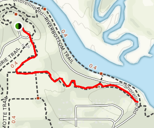 Deer Mouse Trail Map