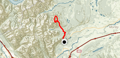 Association to End Mountain Map