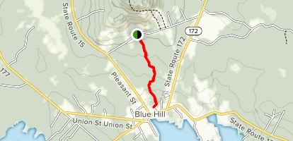 Post Office Trail Map