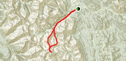 Mount Howard Map