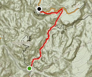 Golden Whip to Avatar Mountain Map