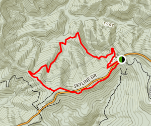 Big Run Loop Map