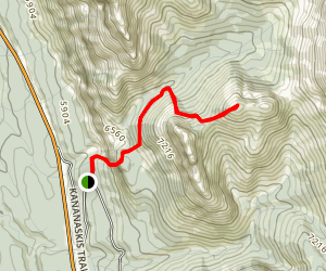 Elpoca Creek Hill Map