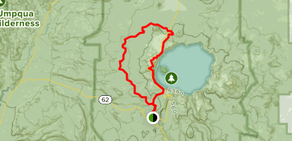 Pacific Crest Trail and Alternate Loop - Oregon | AllTrails