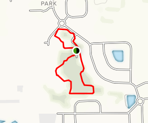 Discovery Woods Map