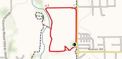 Red Maple Path Map