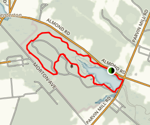 Forest Loop Map
