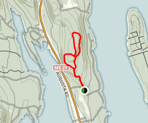 The Mountain Loop Map