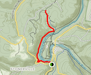 Great Gorge Trail Map