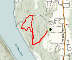 FDR Cove and Forest Loop Map