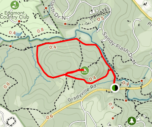 Hunting Hill Loop Map