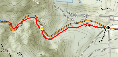 Lower Columbine Trail Map