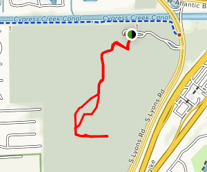 Fern Forest Loop Map
