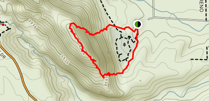 Gran Staircase Loop Map