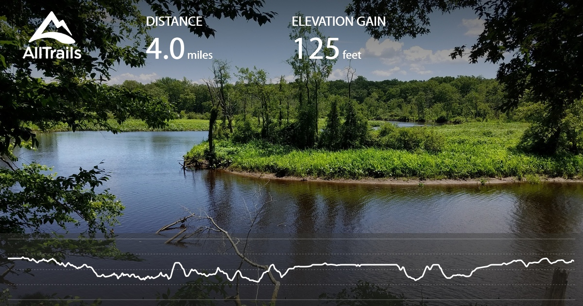 Rancocas State Park Loop - New Jersey | AllTrails