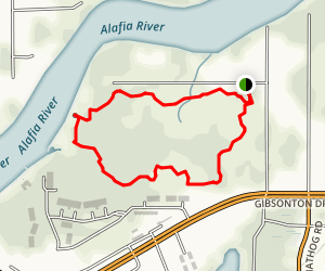 River Bend Trail Loop Map