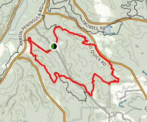 Wetmore Outer Loop Map
