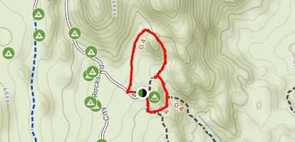 South Fork Loop Trail Map