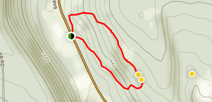 Lithuanian Loop Trail Map