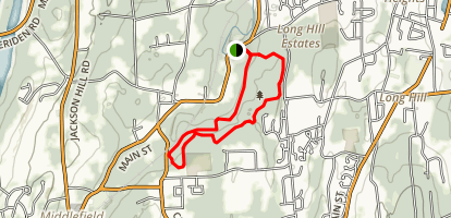 Wadsworth Falls Trail Map