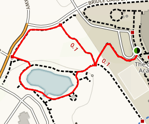 Mary Kyer Park Trail Map