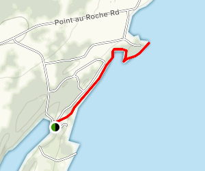 Conner Bay Trail Map