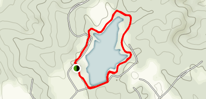Vastwood Park Loop Trail Map