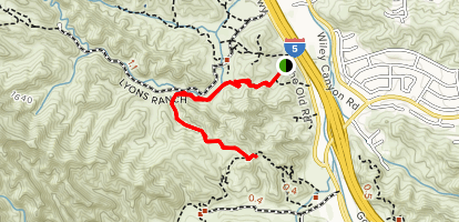 Taylor Trail Map