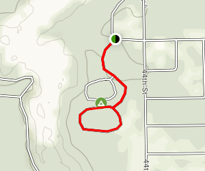 Nagella Loop Trail Map