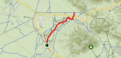 Ironwood Trail Map