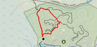 Scout Trail Map