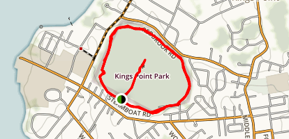 Kings Point Loop Map