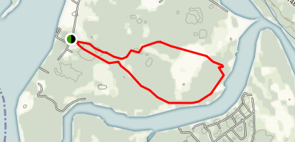 Marco Trail Map