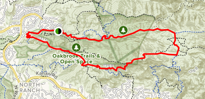China Flat and Simi Peak Loop [CLOSED] - California | AllTrails on