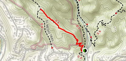 Viewpoint Trail Map
