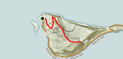 Tumu Mountain Trail Map