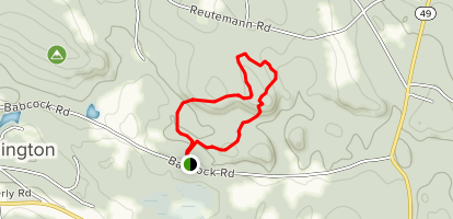 Avalonia Babcock Ridge Extended Loop Map