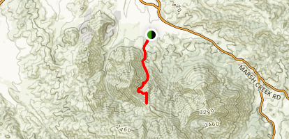 Back Creek Trail Map