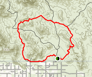Wolverine Pass Map