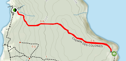 Colonial Trail Map
